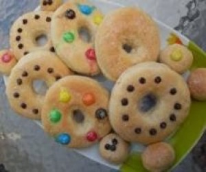 Donuts horneados Thermomix