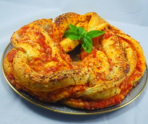 Kringle Estonia de pizza
