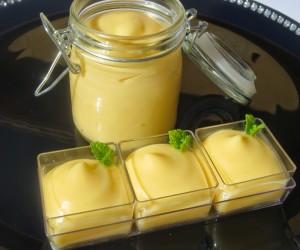 Lemon curd (Crema de limón)