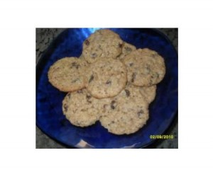 Galletas de avena facilísimas Thermomix