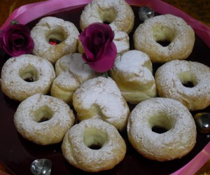Bollitos de amor Thermomix