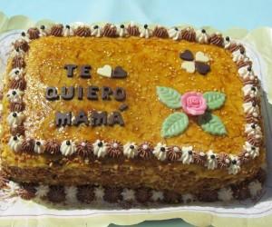 Tarta San Marcos o pastelitos