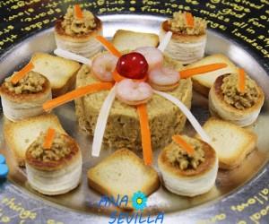 Paté de marisco