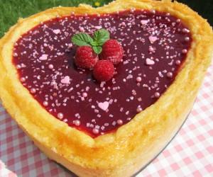 Tarta de queso y pan de molde