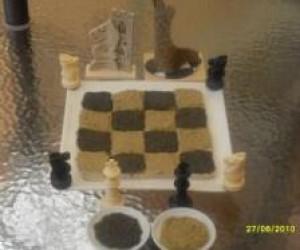 Tapenade de ajedrez