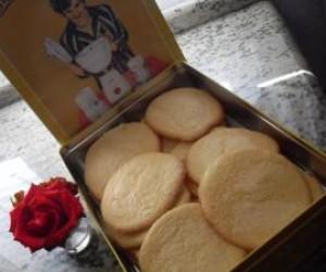 Tortas de Alcázar con Thermomix