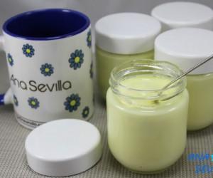 Yogures de limón (Thermomix, tradicional y olla GM)