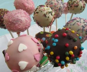 Cake pops de nutella (Bizcobolas) Thermomix
