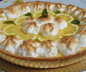 Lemon Pie (Tarta de crema de limón)