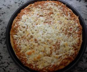 Pizza de empanada Thermomix