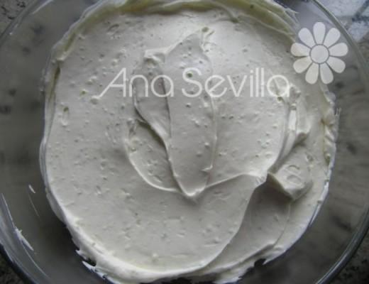 Frosting a la nevera