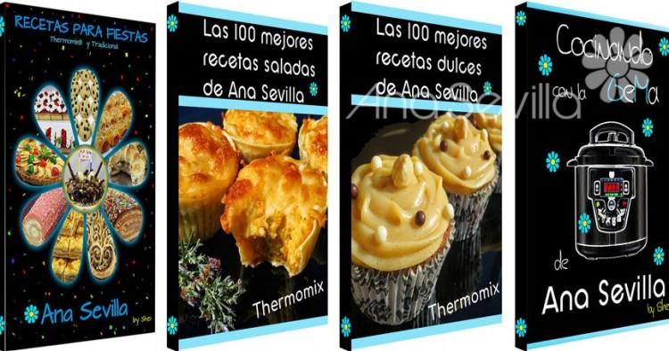 Nuevo libro REVERSIBLE: Recetas Thermomix y tradicional