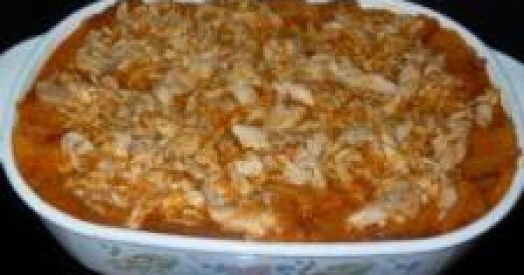 Sopa de truchas Leonesas