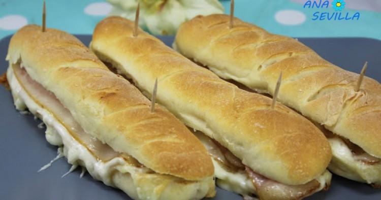 Pan pre-cocinado