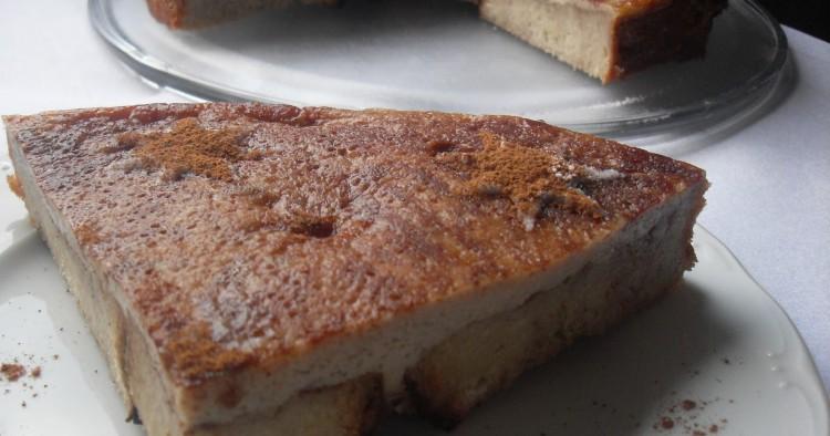 Torta de torrijas