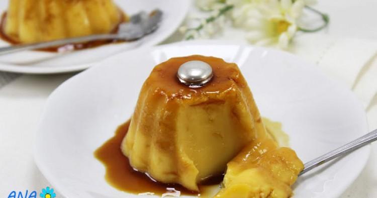 Flan Potax con huevo
