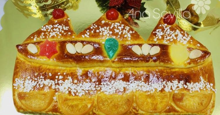 Pan de los Reyes Magos
