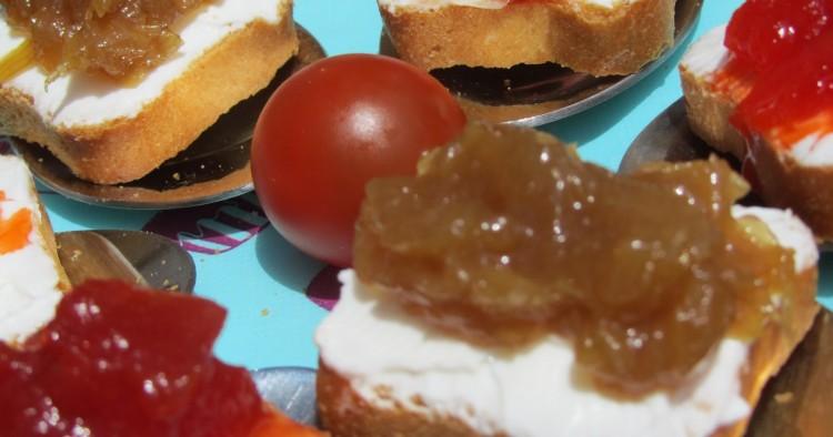 Cebolla caramelizada (Mermelada de cebolla)