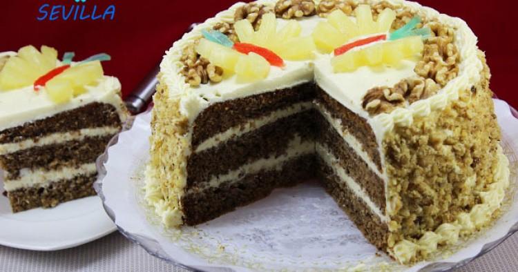 Tarta Colibrí (Cake Hummingbird)