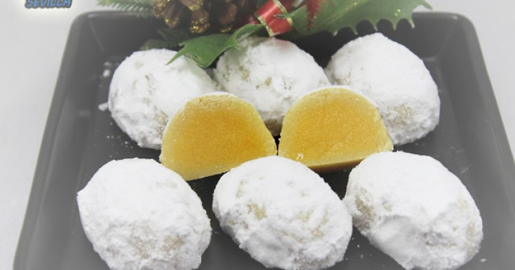 Pasteles Glorias de Navidad