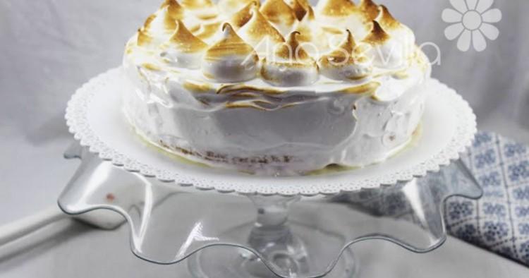 Torta o pastel tres leches