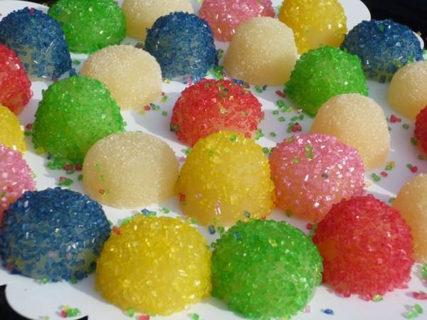 Caramelos de goma (Chuches) Thermomix
