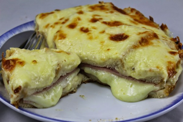 Sandwich Croque-monsieur olla GM