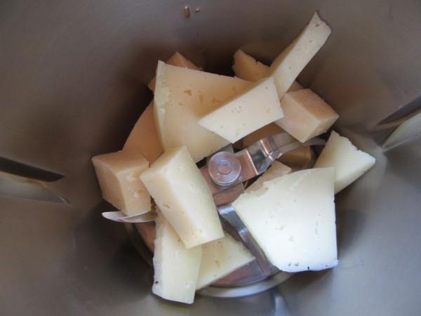 Salsa de queso Thermomix
