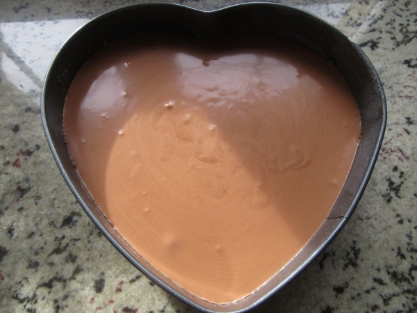 Tarta mousse de chocolate con brownie Thermomix