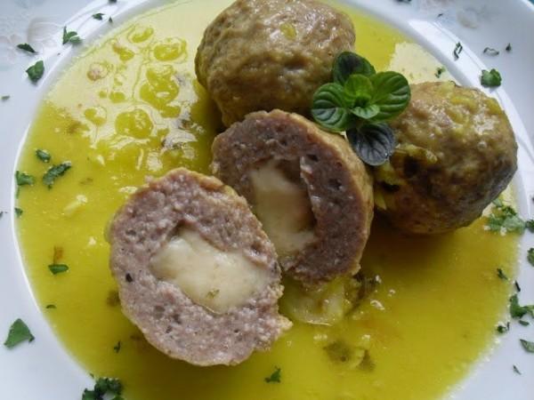 Albóndigas de queso Ana Sevilla cocina tradicional