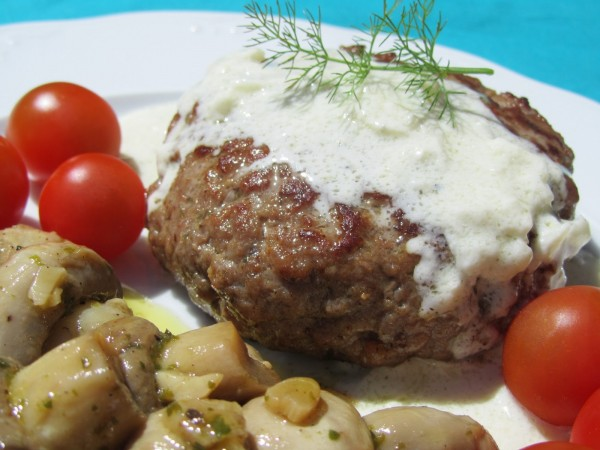 Salsa roqueford o de queso azul Ana Sevilla