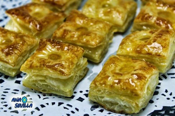Hojaldres de Astorga Ana Sevilla cocina tradicional