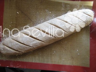 Pan integral de espelta Thermomix