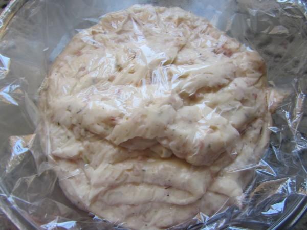Buñuelos de pizza Thermomix