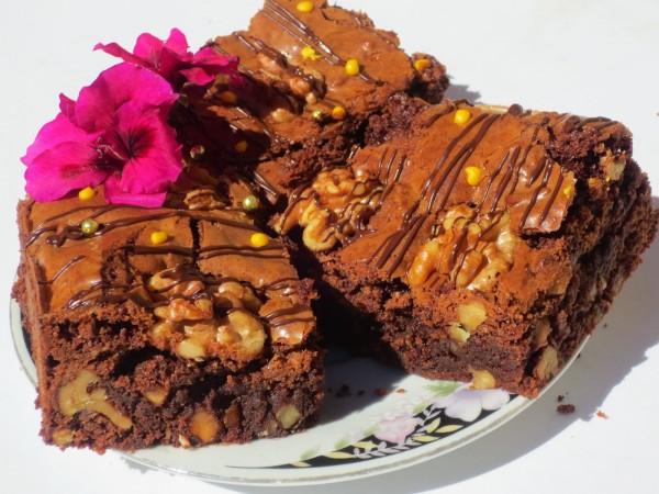 Brownie Ana Sevilla