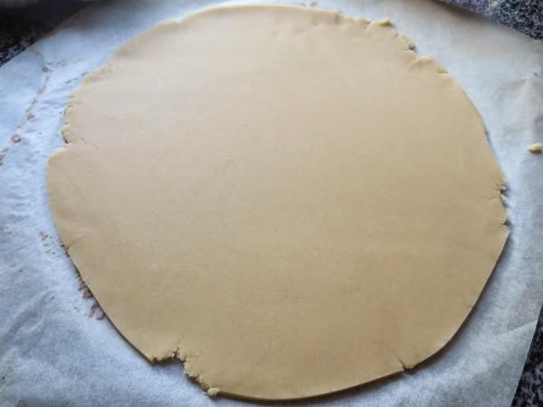 Tarta de crema de melón Thermomix