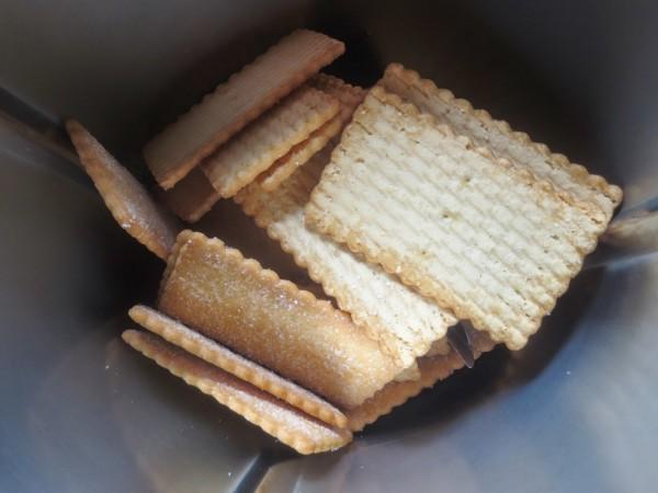 Natillas de galletas de canela Thermomix