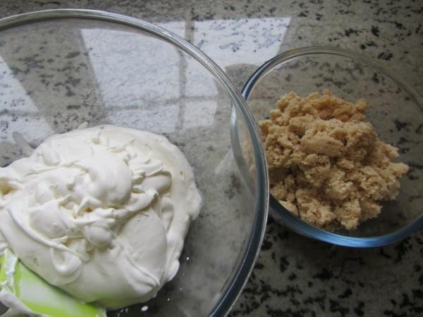Tarta helada de nutella con Thermomix