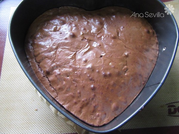 Brownie de nutella Thermomix