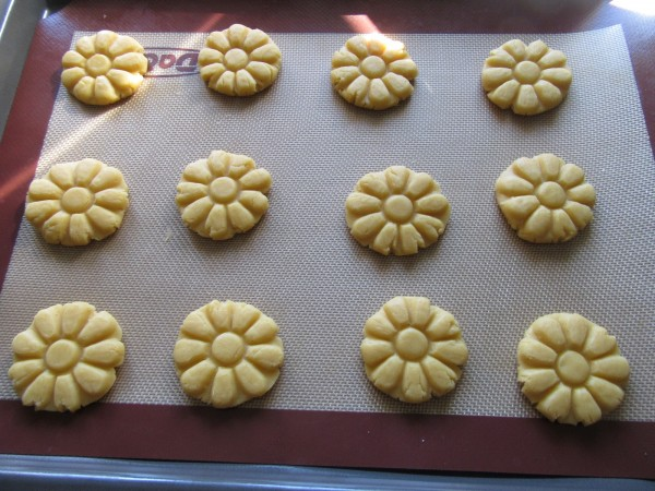 Galletas con sello Thermomix