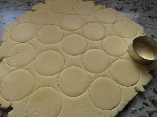 Alfajores de dulce de leche argentinos cocina tradicional casera