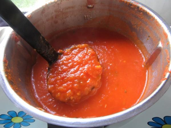 Sopa de tomate con Thermomix