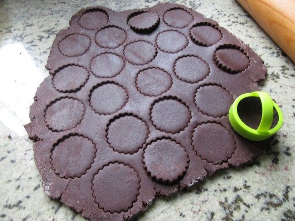 Galletas Oreo thermomix
