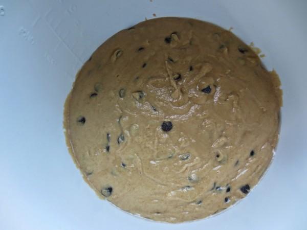 Bizcocho de galletas y chocolate olla GM