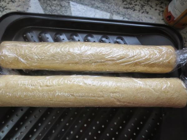 Tarta de piononos Thermomix