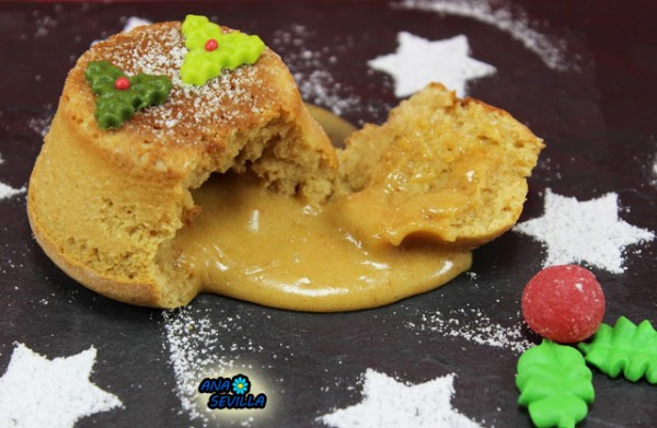 Coulant de turrón Thermomix