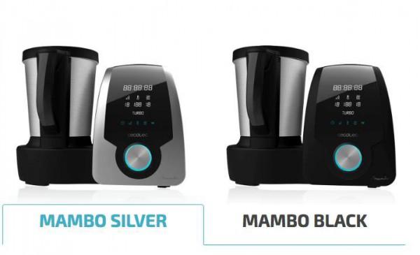 Comparativa Thermomix- Mambo