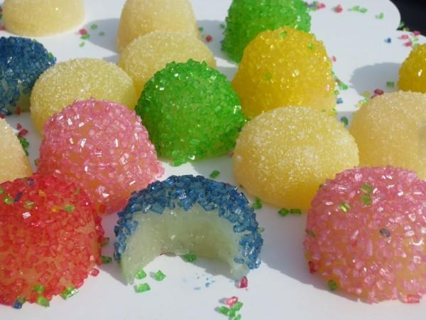 Caramelos de goma Ana Sevilla con Thermomix