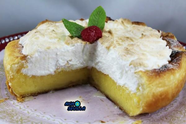 Belem Pie (Tarta de Belem) olla gm