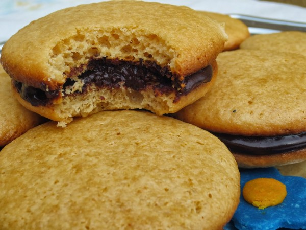 Conchas de chocolate Thermomix